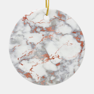 Ornamento De Cerâmica textura cor-de-rosa do mármore do ouro
