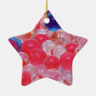 Ornamento De Cerâmica textura das bolas da água