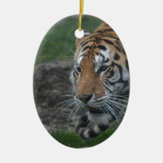 Ornamento De Cerâmica tigre