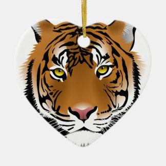 Ornamento De Cerâmica Tigre de Bengal