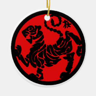 Ornamento De Cerâmica Tora nenhum Maki