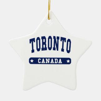 Ornamento De Cerâmica Toronto