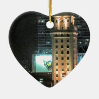 Ornamento De Cerâmica Torre cubana da liberdade em Miami 7
