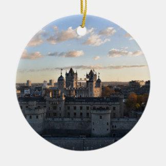 Ornamento De Cerâmica Torre de Londres