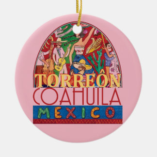 Ornamento De Cerâmica TORREON México