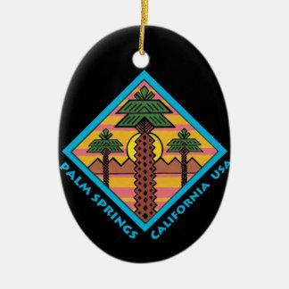 Ornamento De Cerâmica Trabalhos artísticos originais de Califórnia EUA