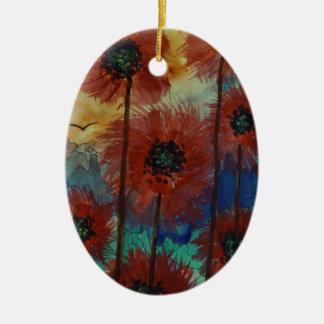 Ornamento De Cerâmica Tramonto do al do rossi de Fiori