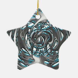 Ornamento De Cerâmica trem do groovie