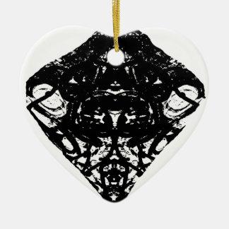 Ornamento De Cerâmica triângulo