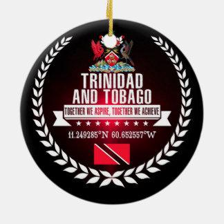 Ornamento De Cerâmica Trinidad and Tobago