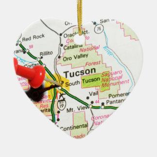 Ornamento De Cerâmica Tucson, arizona