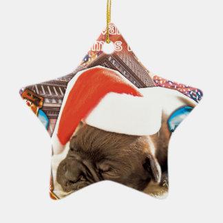 Ornamento De Cerâmica Tudo que eu quero para o Natal é você