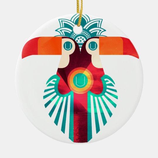 Ornamento De Cerâmica U Toucan