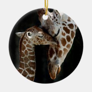 Ornamento De Cerâmica Um amor de mãe
