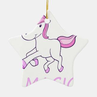 Ornamento De Cerâmica unicorn17
