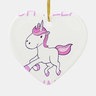 Ornamento De Cerâmica unicorn18