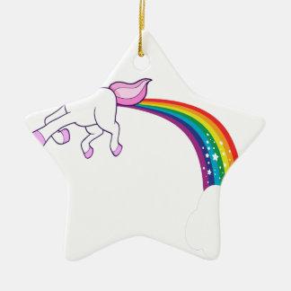 Ornamento De Cerâmica unicorn4