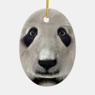 Ornamento De Cerâmica Urso de panda