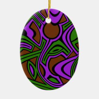 Ornamento De Cerâmica Urze