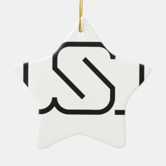 Ornamento De Cerâmica USP (logotipo)