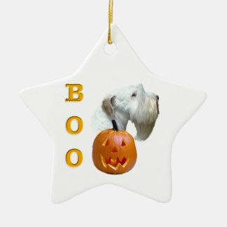 Ornamento De Cerâmica Vaia de Sealyham Terrier