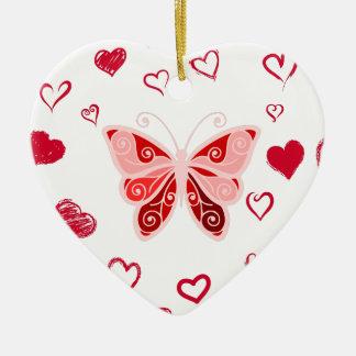 Ornamento De Cerâmica valentine4