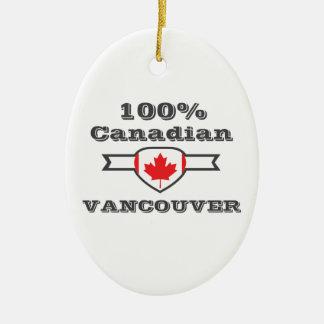 Ornamento De Cerâmica Vancôver 100%