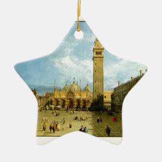 Ornamento De Cerâmica Veneza 1720