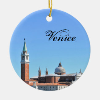 Ornamento De Cerâmica Veneza, Italia