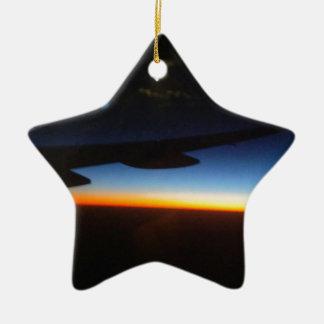 Ornamento De Cerâmica Vertical do passageiro frequente