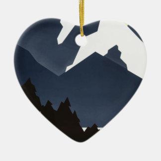 Ornamento De Cerâmica Viagens vintage Montana América EUA