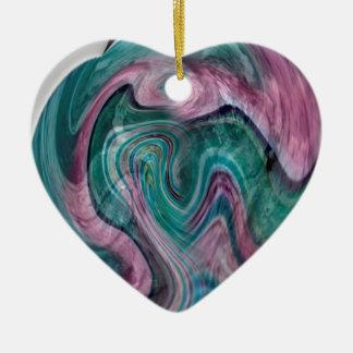 Ornamento De Cerâmica Vibrações energéticas