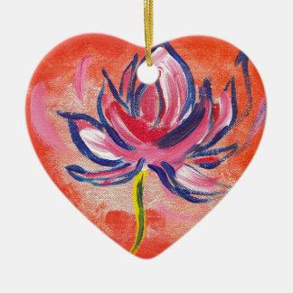 Ornamento De Cerâmica vibrance