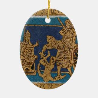 Ornamento De Cerâmica Vida de Jesus