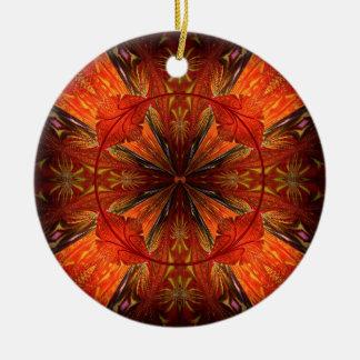 Ornamento De Cerâmica Videira de trombeta tibetana