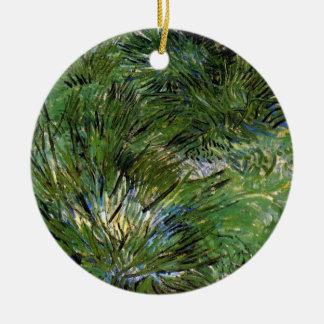 Ornamento De Cerâmica Vincent van Gogh - grupos de belas artes da grama