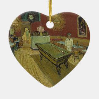 Ornamento De Cerâmica Vincent van Gogh o trabalho de arte da pintura do
