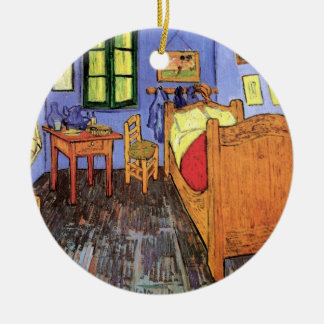 Ornamento De Cerâmica Vincent van Gogh - quarto em belas artes de Arles