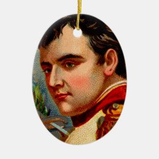 Ornamento De Cerâmica Vintage de Napoleon