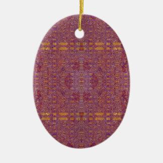 Ornamento De Cerâmica violeta