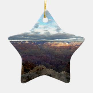 Ornamento De Cerâmica Vista panorâmica do Grand Canyon