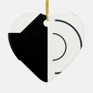 Ornamento De Cerâmica Volume acima do auto-falante