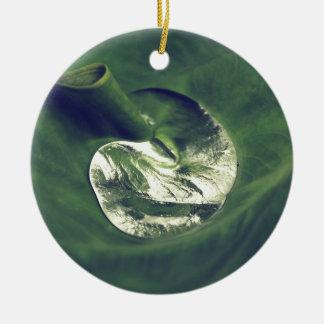 Ornamento De Cerâmica Waterdrop