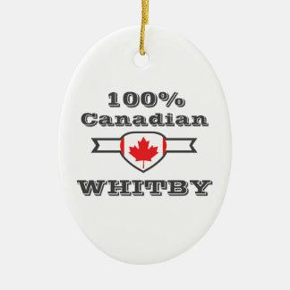 Ornamento De Cerâmica Whitby 100%