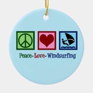 Ornamento De Cerâmica Windsurfing legal