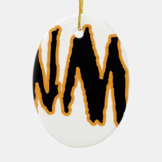 Ornamento De Cerâmica YaWNMoWeR LTTRng