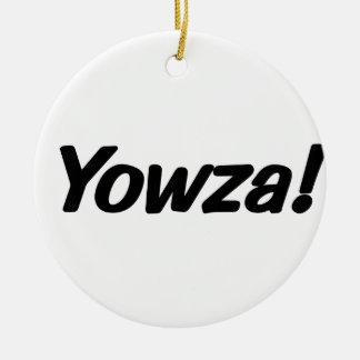 Ornamento De Cerâmica yowza