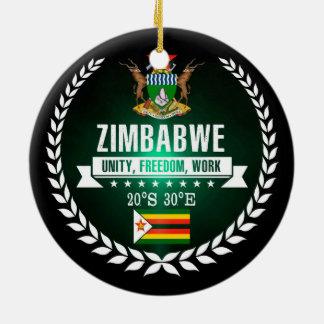Ornamento De Cerâmica Zimbabwe