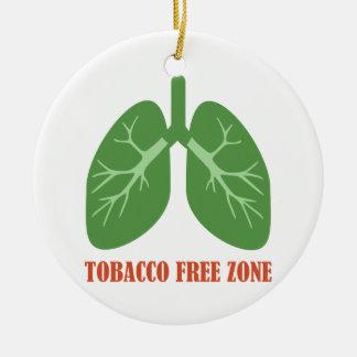 Ornamento De Cerâmica Zona franca do tabaco