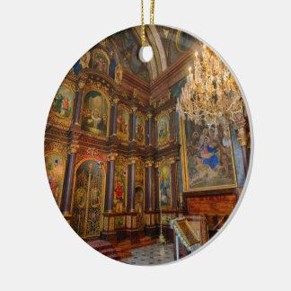 Ornamento De Cerâmica Zur Heiligen Dreifaltigkeit de Griechenkirche